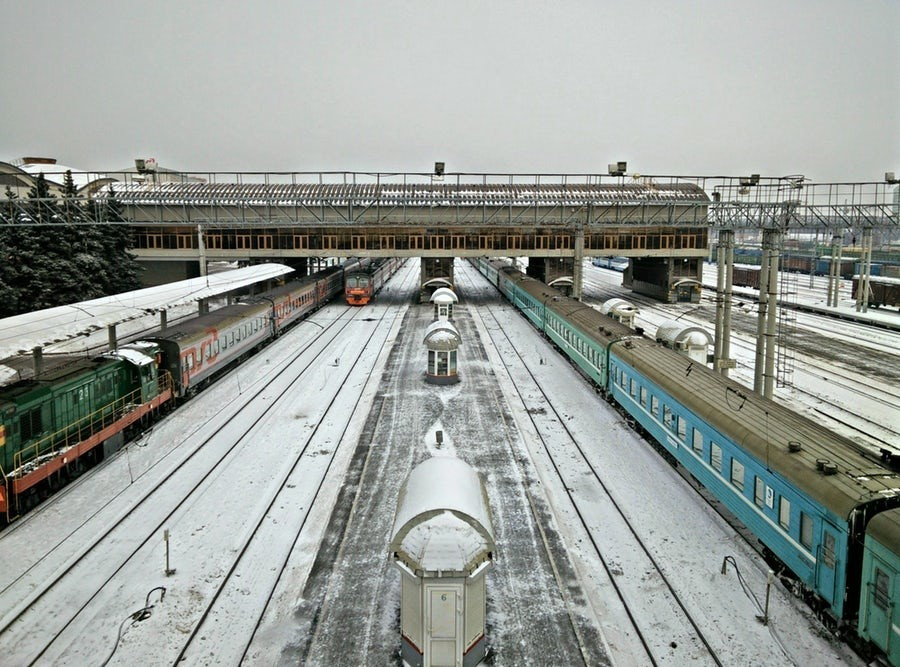 How Digital Can Solve Rail's Biggest Challenges