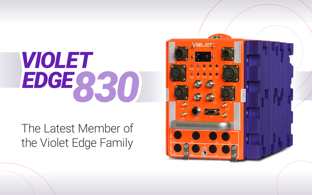 Wi-Tronix Introduces An Economical IoT Platform Solution – Violet Edge 830