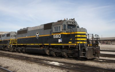 Belt Railway Of Chicago To Deploy Wi-Tronix Violet Edge System